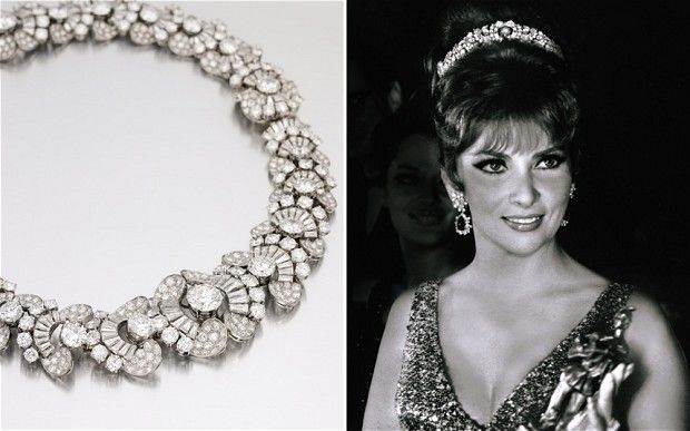 CollectingFineJewels: UPCOMING AUCTION: The BVLGARI collection of Gina Lollobrigida