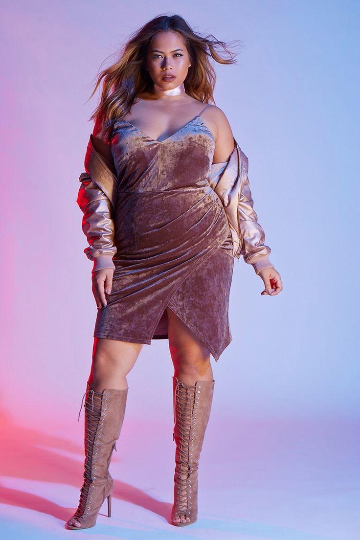 124 best Dress For Success images on Pinterest | Maxi dresses, Curve ...