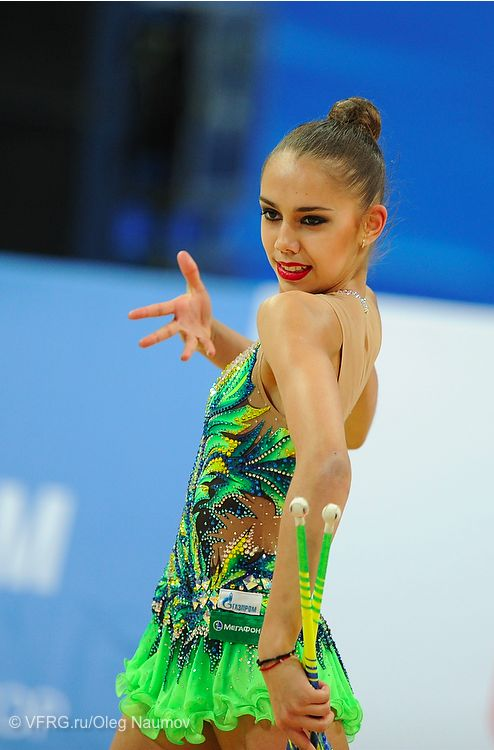 Margarita MAMUN (RUS) Clubs