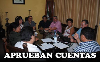 Ediles aprueban las cuentas del Ayuntamiento de Loreto