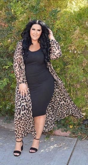 winter plus size fashion Foto # 74 #winterplussizefashion