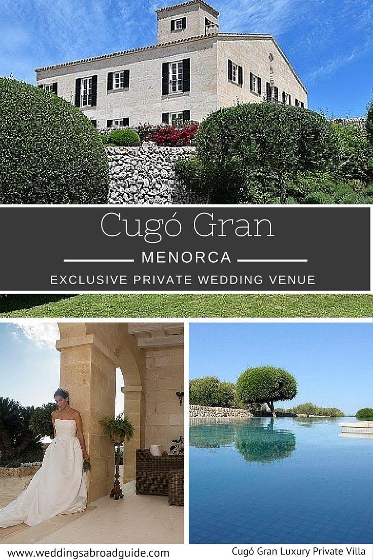 Menorca Villa Wedding