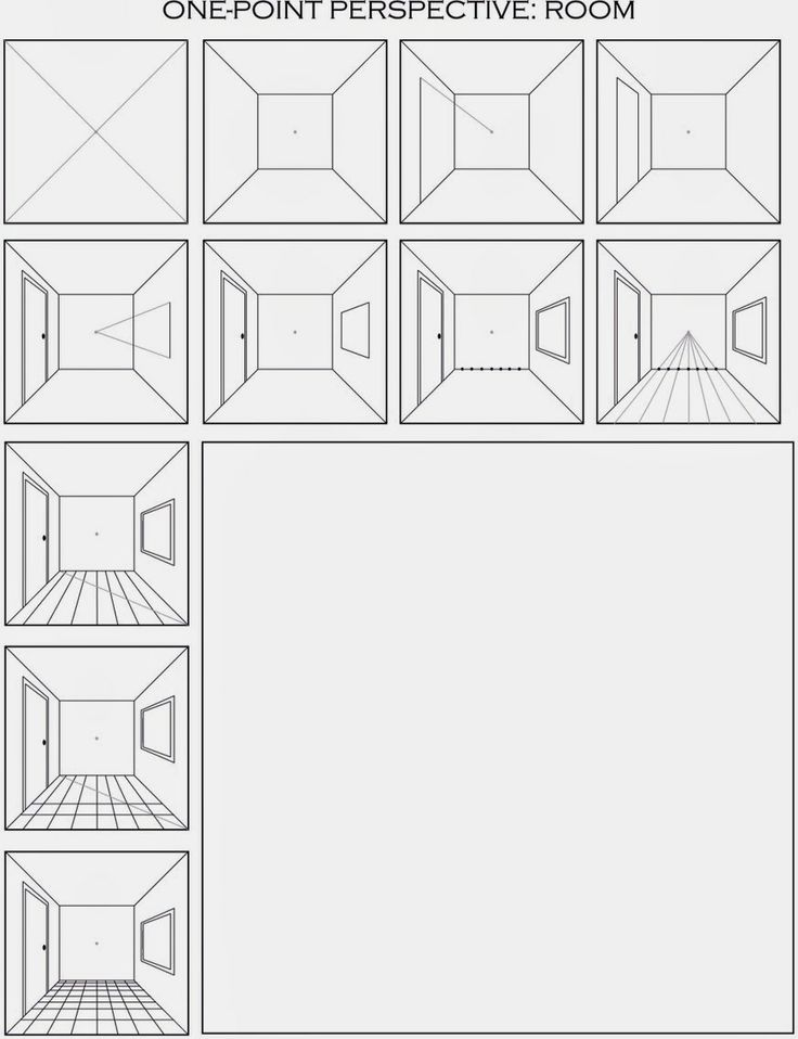 One+point+perspective+room+directions+step+by+step.jpg 872×1.136 píxeles