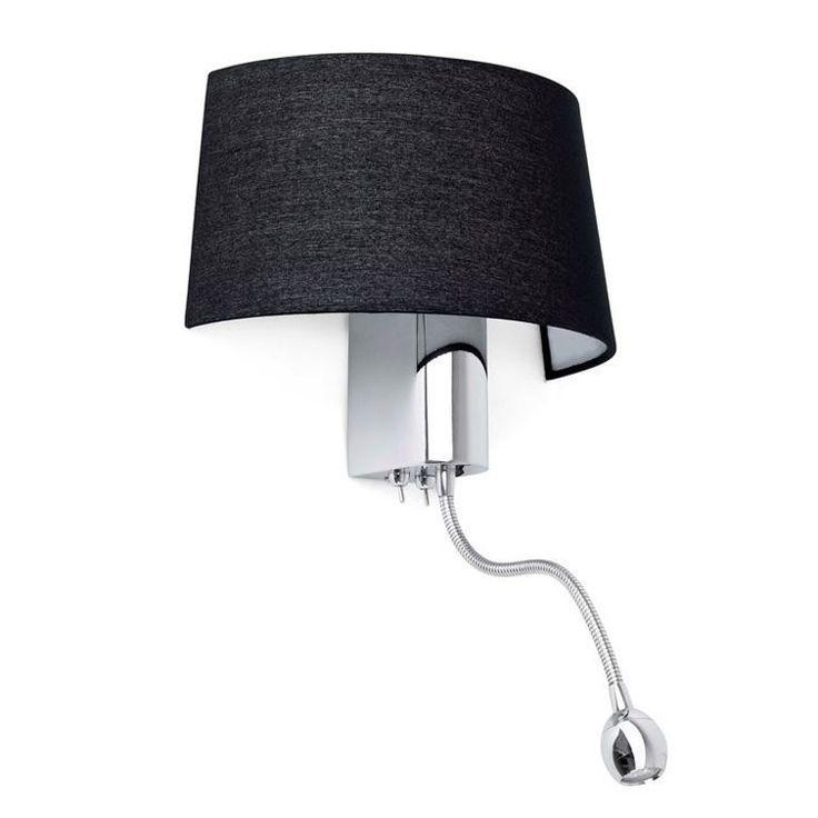 Lampa wewnętrzna, ścienna Faro Hotel 29941, 29946 id: 30 | Wszystkie Lampy wewnętrzne \ LAMPY ŚCIENNE Kolekcje \ FARO Pomieszczenia \ SYPIALNIA