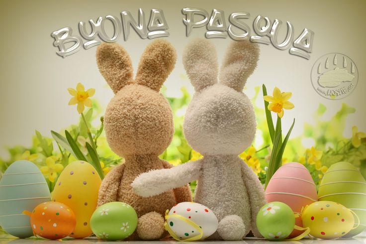 A tutti voi, amici lontani, auguro una serena Pasqua.  lio