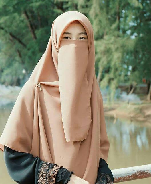 Poto Wanita Bercadar : wanita, bercadar, Gambar, Wanita, Muslimah, Bercadar, Cantik, Anggun