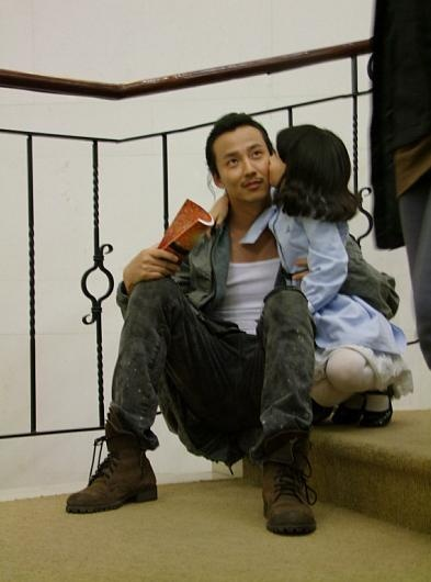"""Kim Nam Gil In """"Bad Boy"""""""