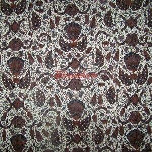 Tjokrosuharto collection. Batik Yogya 'Sidomukti'