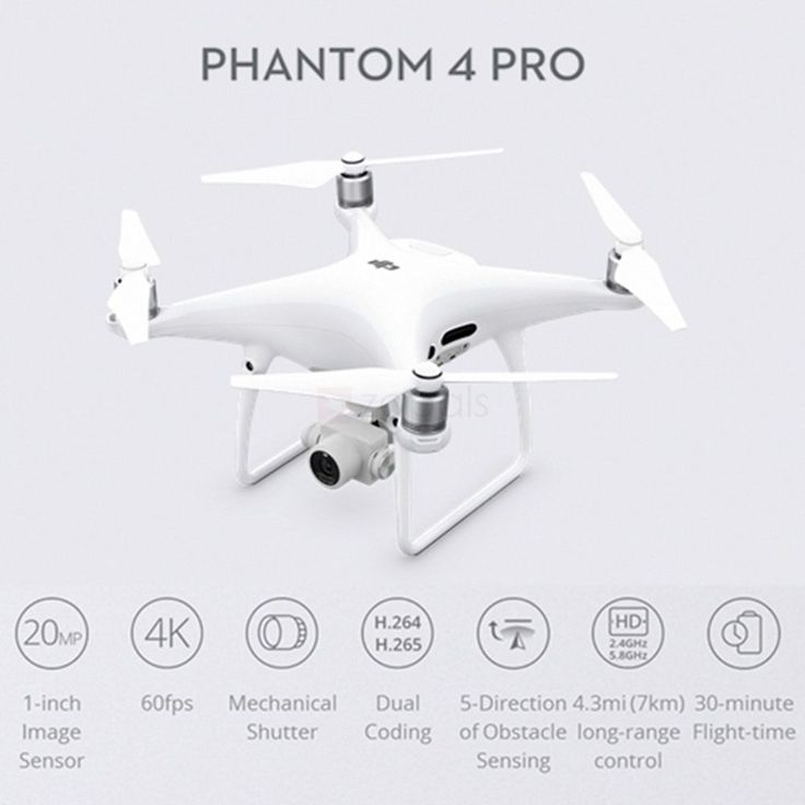 Dji phantom 4 pro plus запчасти фильтр нд16 mavic combo дешево