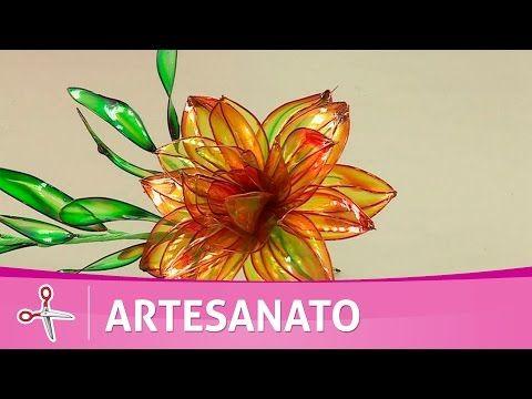 Como Fazer : Flor em Resina [ Physalis ]-Passo a Passo - YouTube