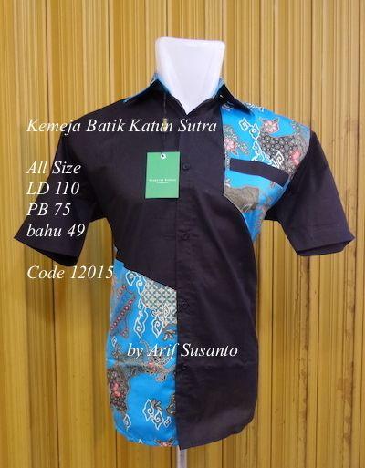 #kemeja #batik #sutra #online #pesanan #seragam #jahit  terima pesanan kemeja batik halus desain Arif Susanto, harga jamin murah  Rp. 110.000/pcs ( US $ 10 ) Call / Whatup +628122369878