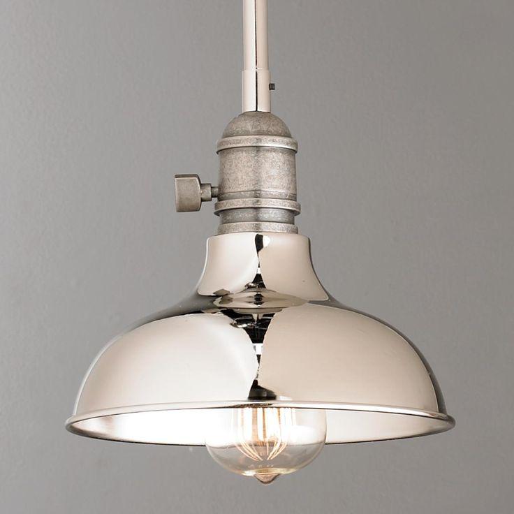 Kitchen Pendant Lighting Metal : Images about kitchen lighting on mercury