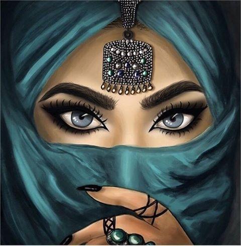 Olhar Árabe - Arabic Eyes