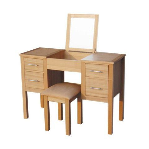Top oakridge dressing table and stool u next day delivery for Garage seat pau