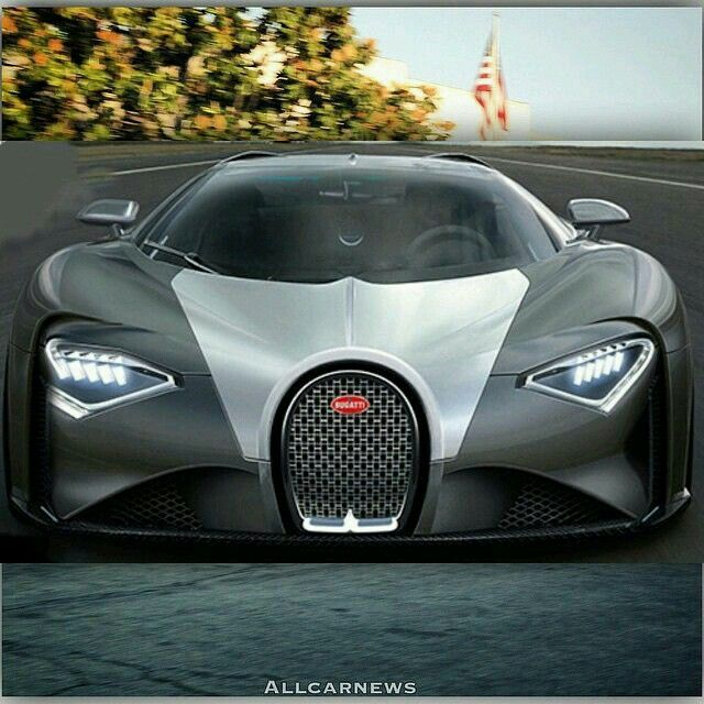 CHIRON THE NEXT MARVEL FROM BUGATTI