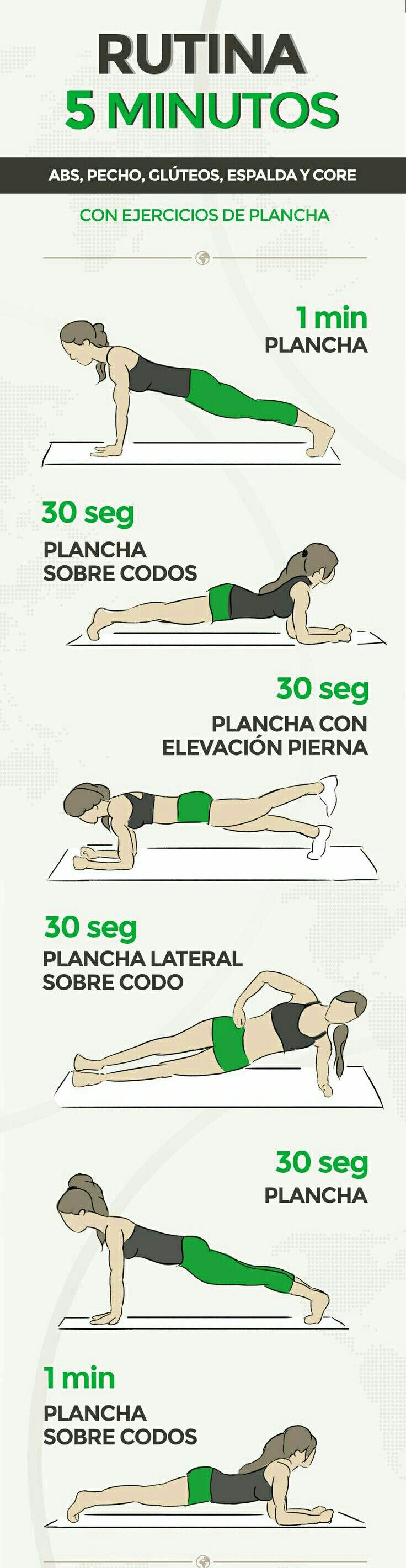 Los ejercicios en casa que transformarán tu cuerpo en un mes. ¡Comienza hoy…