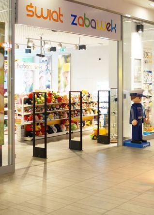 Toy store design Bytom POLAND - archi group. Sklep z zabawkami w Bytomiu.