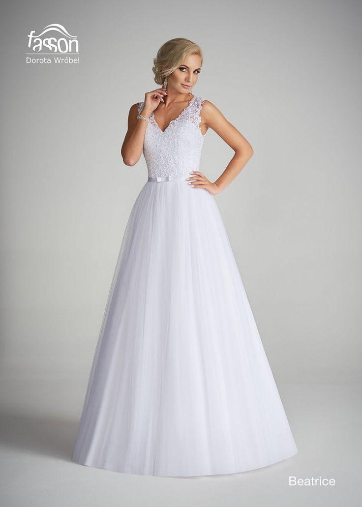 Beatrice, suknia ślubna