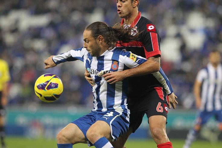 Sergio Garcia. RCD Espanyol football player. #liga #spain