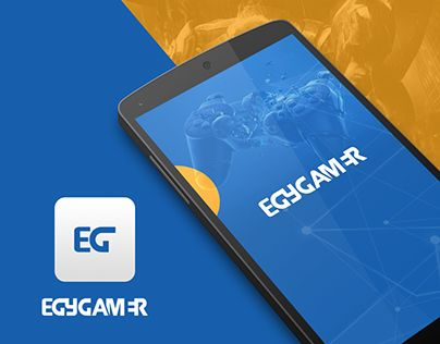 """Check out this @Behance project: """"EgyGamer""""…"""