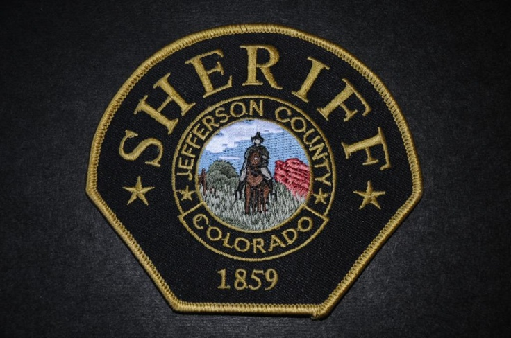 Jefferson County Sheriff Patch, Colorado (Current Issue)