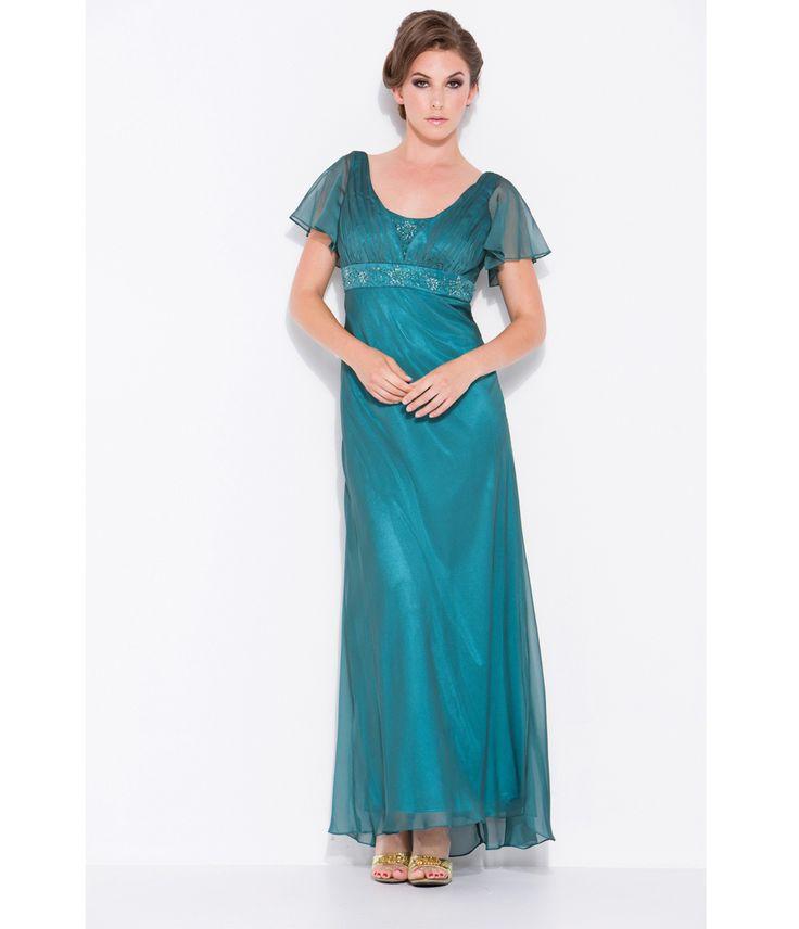 Green Prom Dresses Retro
