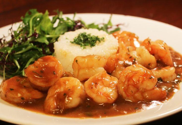 Shrimp Etouffee | Fish & Shellfish | Pinterest