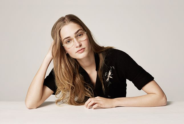 Warby Parker is full of fun frames with a modern and vintage spin.