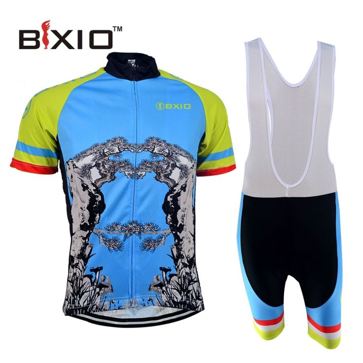 56.88$  Watch now - http://alimiz.worldwells.pw/go.php?t=32672121496 - 2017 BXIO Brand Cycling Jerseys Equipo De Ciclismo Bike Clothes Radtrikot Bicycle Jersey Kurz Damen Maillot Ciclismo BX-0209B115