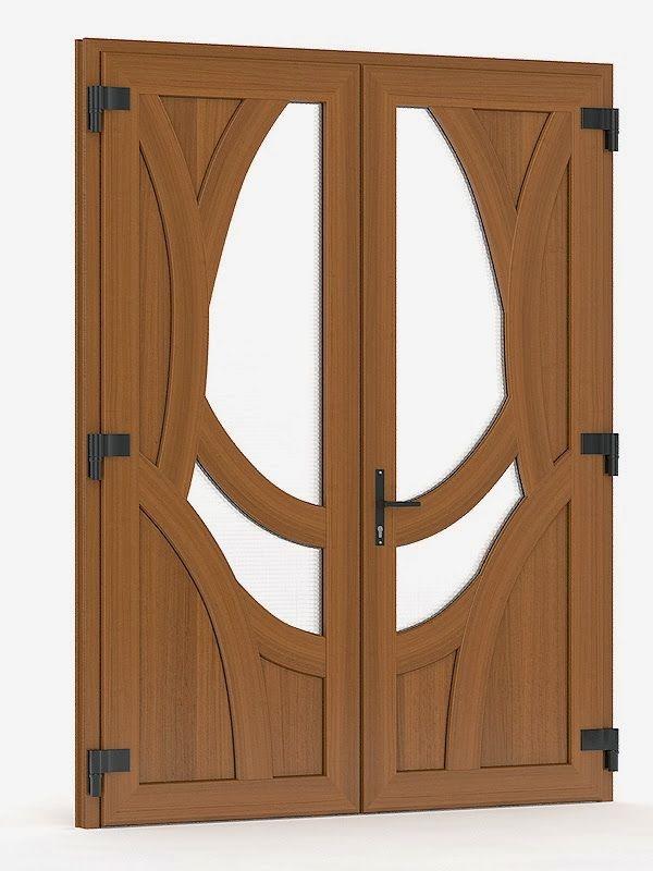 """Exclusive door - """"Bell"""""""