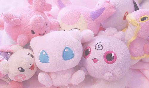 Pokemon plushies ^ - ^
