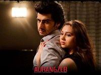 Romantic Scene of Aurangzeb Movie