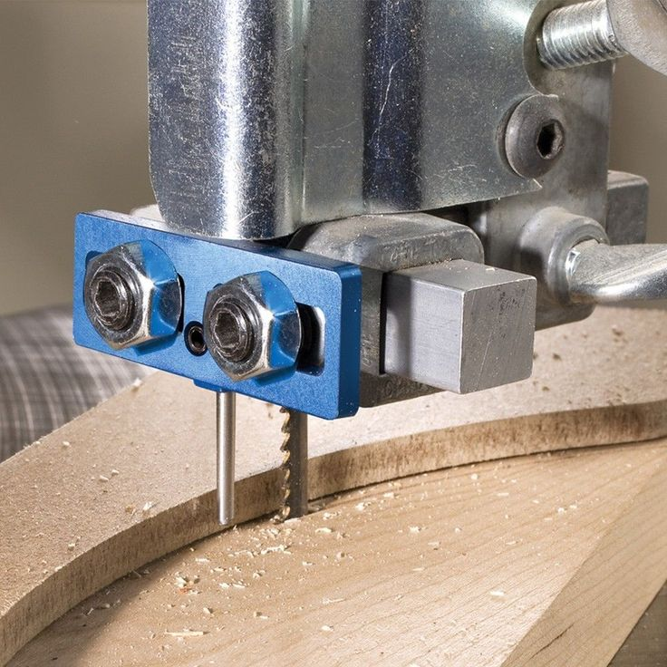 Bandsaw Duplicating Pin - Power Tool Accessories > Saw Accessories > Saw Guides #Rockler