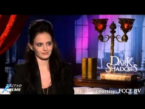 Johnny Depp & Eva Green DATING after filming DARK SHADOWS - http://hagsharlotsheroines.com/?p=20368