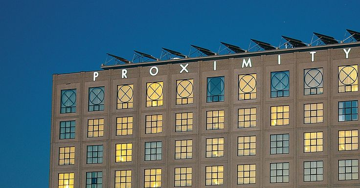 Home Away From Home: Greensboro's Proximity Hotel