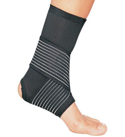 Double Strap Ankle Stabilizer