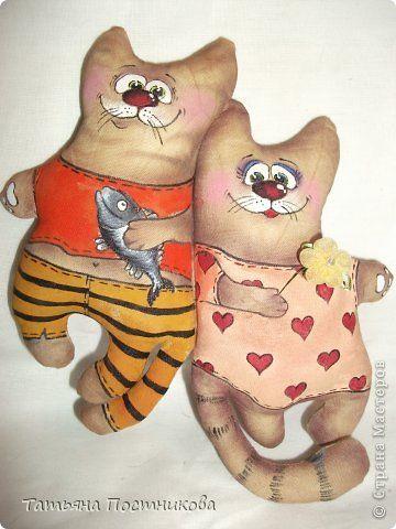 Игрушка Шитьё Кофейные чердачные игрушки Ткань фото 15