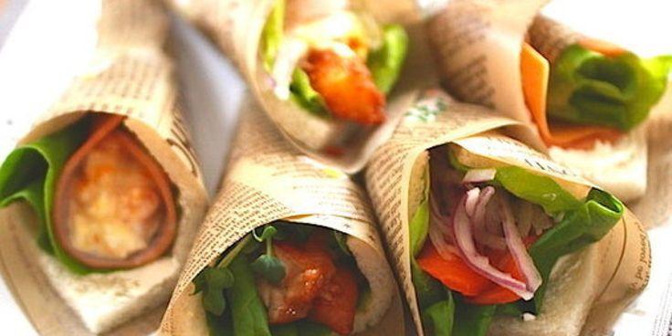 人気継続中のサンドイッチ...サンドしない「ブーケサンド」が春にぴったり♪|クックパッドニュース