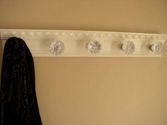 395 best Coat, hat & key Hangers images on Pinterest | Coat stands ...