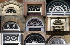 Window pediments