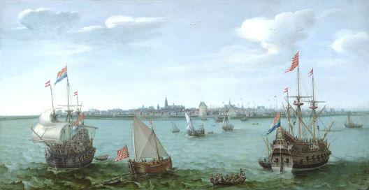 Hendricksz Cornelis Vroom