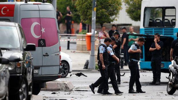 Kurdish militant group says it was behind Istanbul bombing - World ...