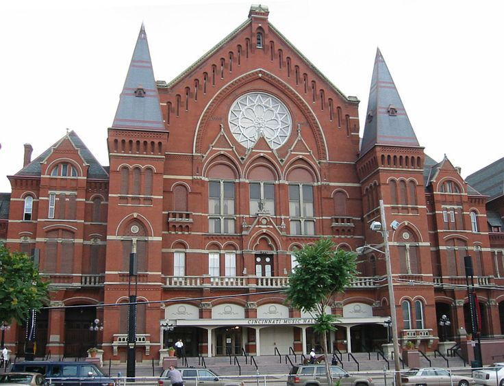 10 Things You Might Not Know About the Cincinnati Music Hall