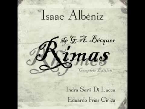 Isaac Albéniz: 'Rhymes by G.A.Bécquer: Complete Edition' Full Album Teaser