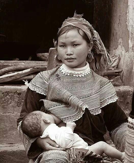 Motherhood beauty