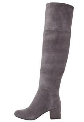 BARLEY RAY - Cuissardes - daim gris