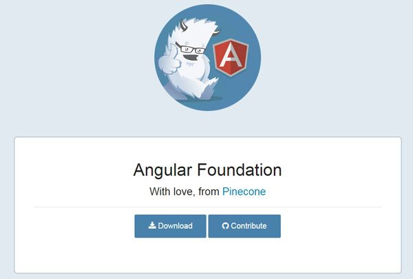 5 Best #Frameworks To Build #Applications With #AngularJS