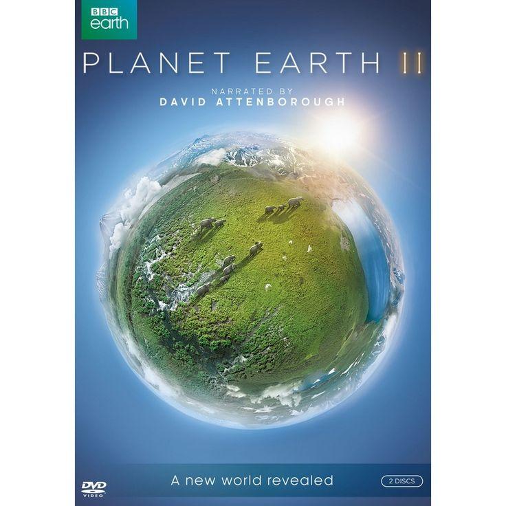 Planet Earth II (Dvd), Movies