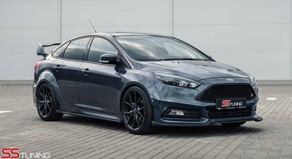 ford focus st sedan by ss tuning 01 whip appeal pinterest. Black Bedroom Furniture Sets. Home Design Ideas