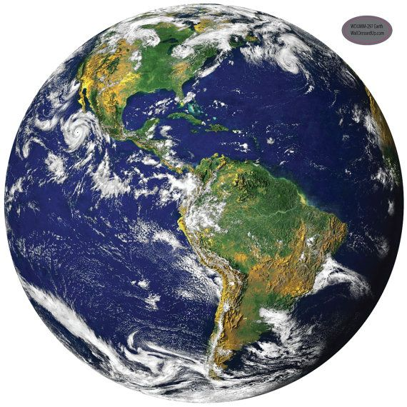 EARTH! Beautiful 24 Earth from Space Wall Decal, Fabric Repositionable Matte Poster Decal. Easy peel and stick fabric poster! Earth is peel & stick removable, commitment-free style to your dorm, apartment, office or anywhere youd like! Simply peel and stick these fabric wall decals to your wall, they are removable, repositionable and you can save them on the backing paper for reuse! * Great for anywhere, self-sticking, removable, repositionable, reusable! * Our decals are non-toxic and…